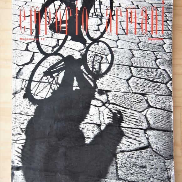 Emporio Armani Other - Vintage Emporio Armani Editorial Book